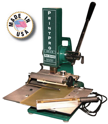 Buying a Foil Stamping Machine